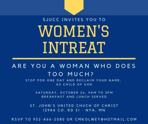 Women's Intreat