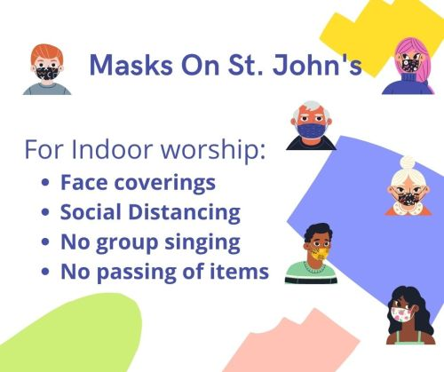 Mask-up St. John's