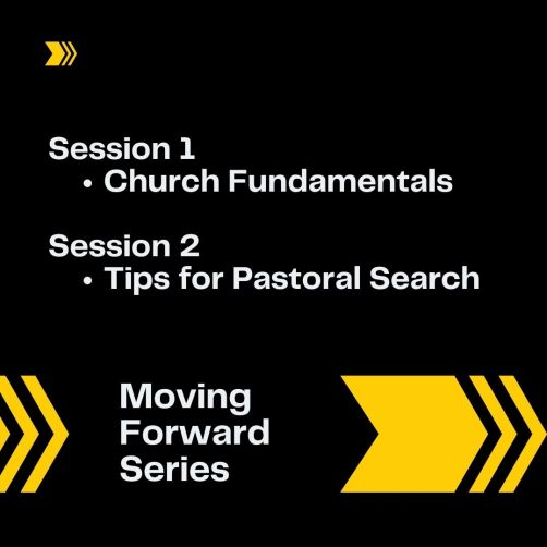 Moving Forward Series