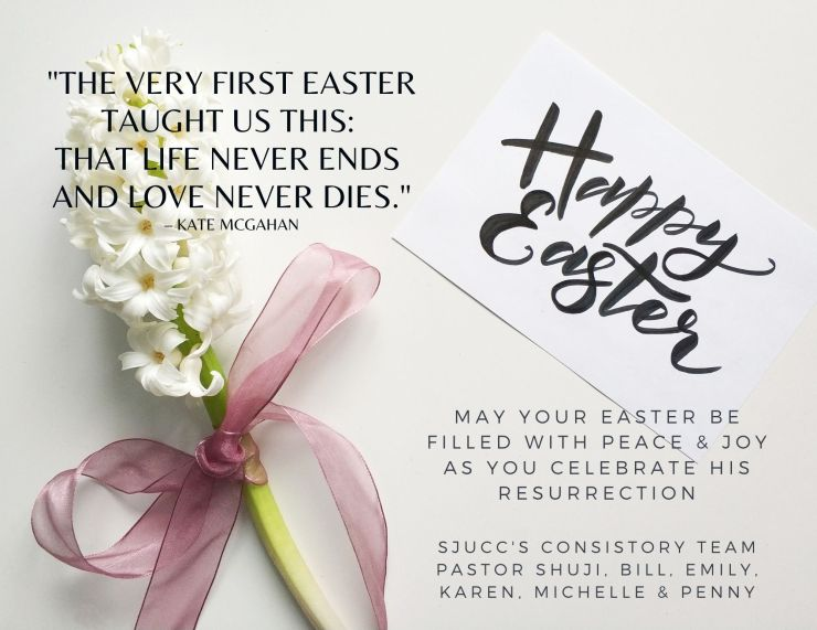 Easter Card 2021